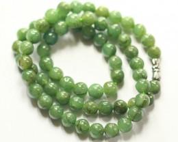 579.5Ct Genuine Burmese Type-A Jadeite Jade Necklace