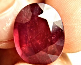 16.24 Carat Fiery Ruby - Gorgeous