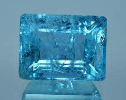 21.90 Cts Beautiful Top Blue No Heat Natural Aquamarine