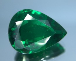 3.80 CT NATURAL SWAT EMERALD TOP COLOR TOP QUALITY
