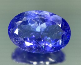 3.60 CT AA COLOR TANZANITE HIGH QUALITY GEMSTONE S5