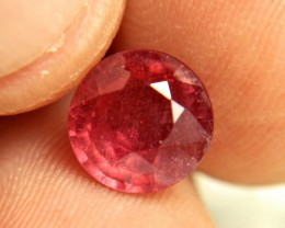 2.51 Carat Fiery Ruby - Gorgeous