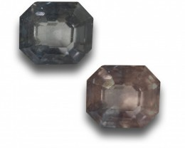 Natural Colour Changing Sapphire|Loose Gemstone| Sri Lanka - New