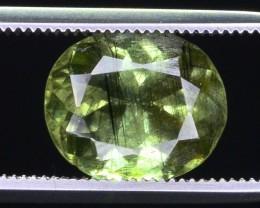 2.95 Ct Natural Top Quality Rutile Peridot