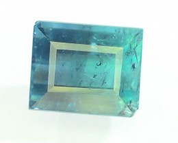 1.45 ct Natural Bi~Indicolite Tourmaline