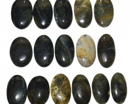 628.95 CT BEAUTIFUL MOSS AGATE WHOLESALE LOT (NATURAL+UNTREATED)