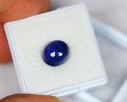 6.18Ct Natural Blue Sapphire Cabochon Lot V424