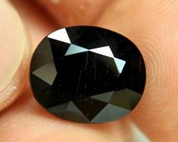 CERTIFIED - 11.53 Carat Stunning Black Tourmaline