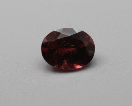 RHODOLITE GARNET OVAL MIXED CUT