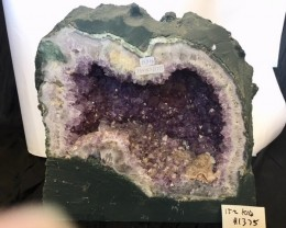 TOP GEM CRADE AMETHYST GEODE K15.2 ILOS