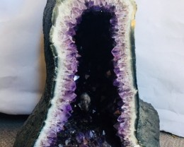 48.2 kilos TOP GEM CRADE AMETHYST GEODE