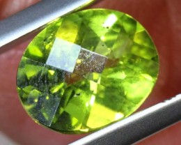 2.35 CTS PERIDOT FACETED STONE TBG-2873