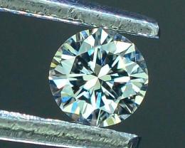0.20 ct Natural White Diamond
