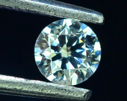 0.22 ct Natural White Diamond