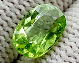 1.60CT PERIDOT OF PAKISTAN BEST QUALITY GEMSTONE IGC100