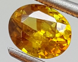 0.55 Crt Multi Fire Sphene  GEMSTONE JI 168