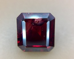 2.90 Crt Natural Red Spinel Faceted Gemstone (930)