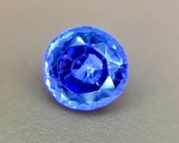 0.75 Crt Natural Tanzanite Faceted Gemstone (930)