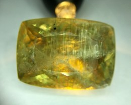 26.70 Crt Natural Diaspore Faceted Gemstone (930)