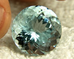 18.8 Carat SI Himalayan Blue Aquamarine - Superb