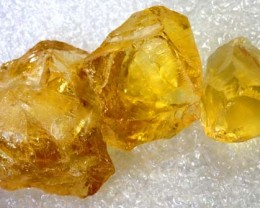 51 CTS A GRADE CITRINE ROUGH NATURAL BG-297