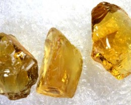 35 CTS A GRADE CITRINE ROUGH NATURAL BG-298