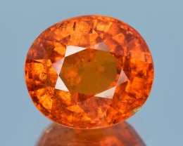 9.68 Cts Attractive Color Natural Beautiful Spessartite Garnet
