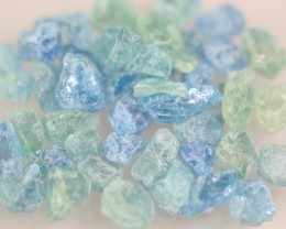 Lot 03 ~ 97Ct Natural Apatite Rough Parcel