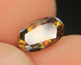 Top Natural Tantanite Sphene Have A Rainbow Luster Collector's Gem