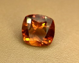 0.80 Crt Natural Citrin Faceted Gemstone (R 120)