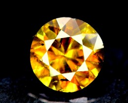 1.30 carats AAA Color Full Fire Natural Chrome Sphene Loose Gemstone
