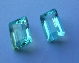 Private auction 11.50 Cts GORGEOUS NATURAL ULTRA RARE TOP LUSTRE AQUAMARINE