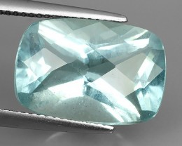 9.05 CTS FANTASTIC HUGE AWESOME  NATURAL AQUAMARINE