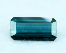 certified gemstones - 7.07 cts Top Grade Natural Indicolite Tourmaline from