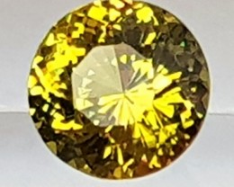 1.45cts, Mali Garnet, *AMAZING* Fire, Luster and Color Untreated, Clean