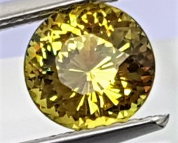 1.47cts, Mali Garnet, *AMAZING* Fire, Luster and Color Untreated, Clean