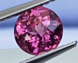 1.34cts Pink Mahenge Garnet,  Open Sweet Color,  Vivid and Alive