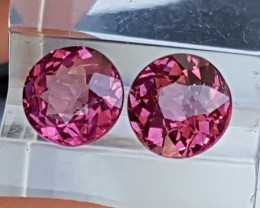 3.07cts Pink Mahenge Garnet,  Open Sweet Color,  Vivid and Alive