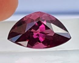3.42cts Pink Mahenge Garnet,  Open Sweet Color,  Vivid and Alive