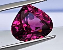 2.85cts Pink Rhodolite,   Untreated