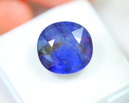 Lot 02 ~ 14.56Ct Natural Ceylon Blue Color Sapphire