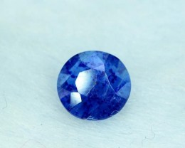 0.60 cts Rare Sapphire Blue Color Natural AFGHANITE Gemstone