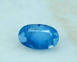 2.30 cts Rare Sapphire Blue Color Natural AFGHANITE Gemstone