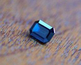 1.10 CTS CERTIFIED UNHEATED BLUE SAPPHIRE -MADAGASCAR[0512710]SA