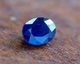 2.0 CTS CERTIFIED BLUE SAPPHIRE -MADAGASCAR[0712172]SA