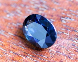 1.52 CTS CERTIFIED UNHEATED BLUE SAPPHIRE -MADAGASCAR[27111714]SA