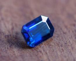 1.27 CTS CERTIFIED UNHEATED BLUE SAPPHIRE -MADAGASCAR[2711176]SA