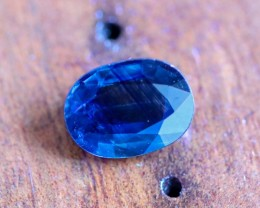 1.56 CTS CERTIFIED UNHEATED BLUE SAPPHIRE -MADAGASCAR[27111718]SA