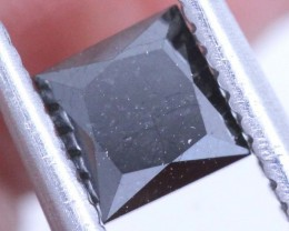 0.62 CTS BLACK DIAMOND UNTREATED SD- KOA-1