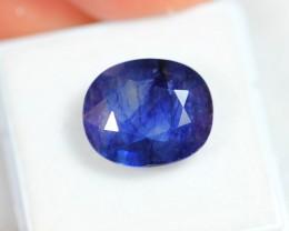 Lot 01 ~ 11.17Ct Natural Ceylon Blue Color Sapphire